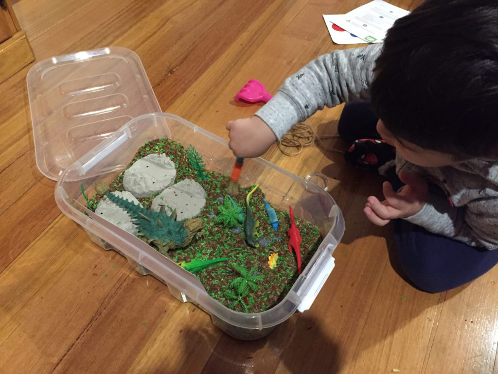 creative play boxes