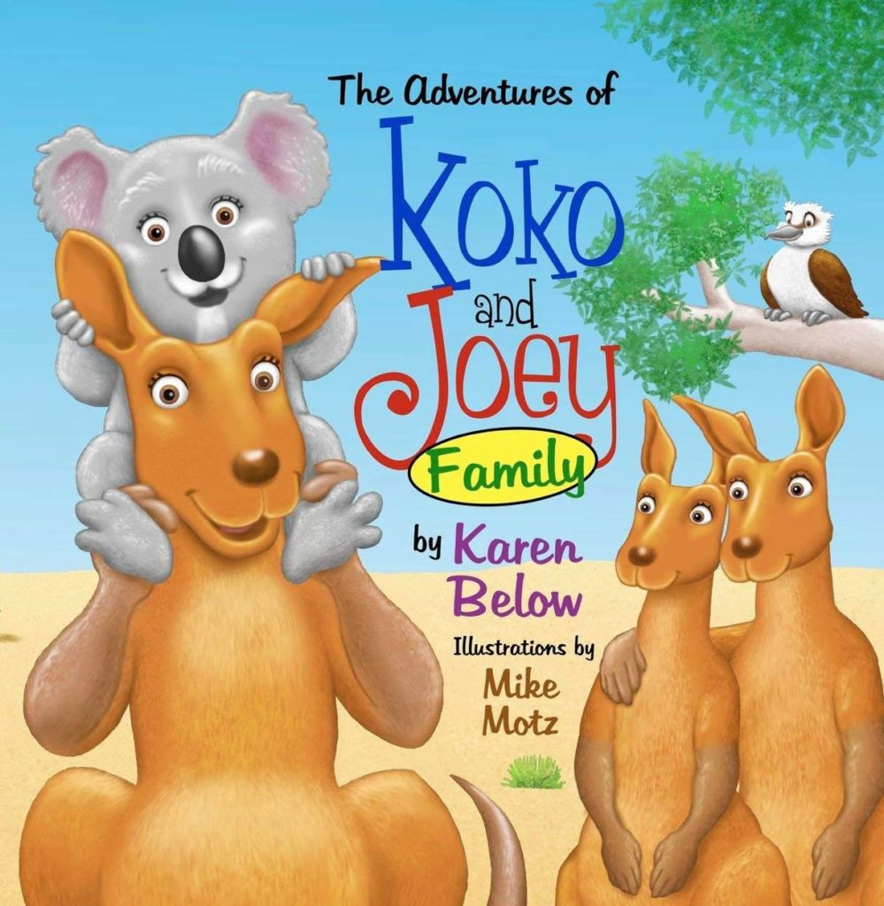 childrens book about adoption